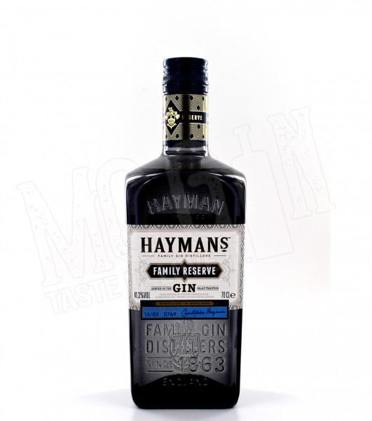 Haymans Family Reserve Gin - 0.7L