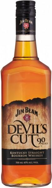 Jim Beam Devils Cut - 0.7L