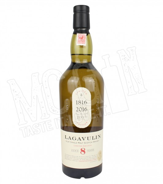 Lagavulin 8 Jahre 0,7 l Islay Single Malt - 0,7L