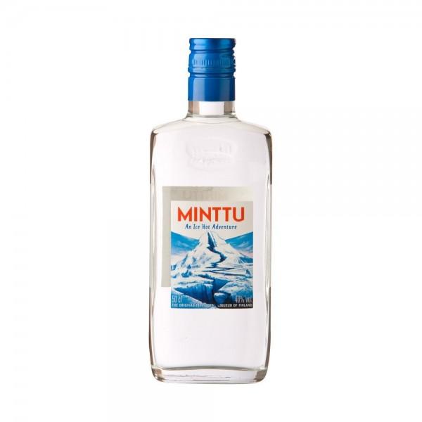 Minttu Peppermint 35 Pfefferminz Likör - 0.5L