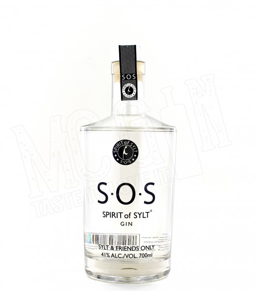 SOS Spirit of Sylt Gin - 0.7L