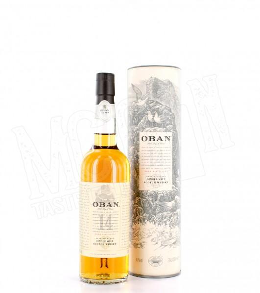 Oban 14 Jahre - 0.2L