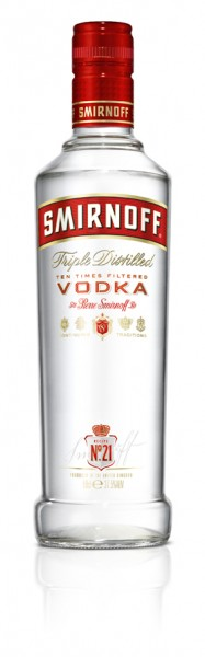 Smirnoff Red Label - 0.5L