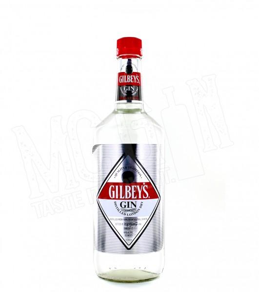 Gilbeys London Dry Gin - 1.0L