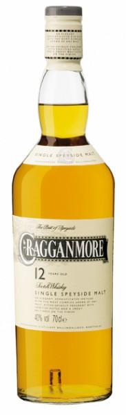 Cragganmore 12 Jahre - 0.7L