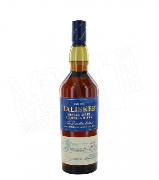Talisker Single Malt Scotch Whisky The Destillers Edition 2007/2017- 0.7L