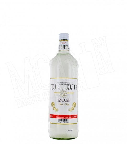 Old Jobelius White Rum - 1.0L