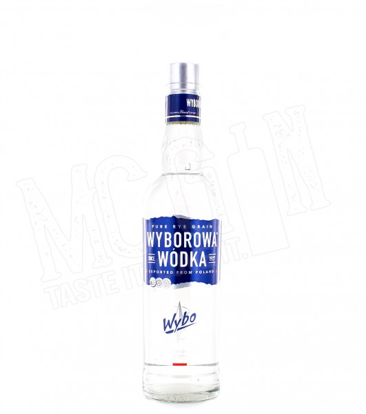 Wyborowa Wodka - 0.5L