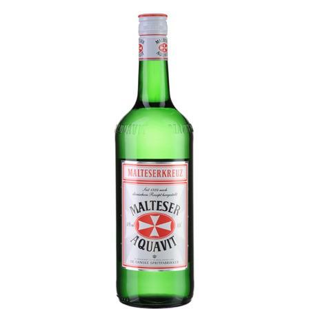 Malteserkreuz Aquavit - 1.0L