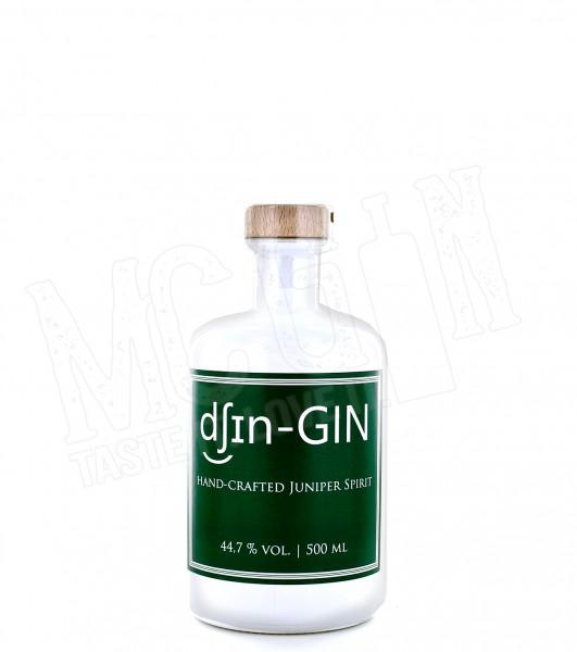 dsin Gin Hand-Crafted Juniper Spirit - 0.5L