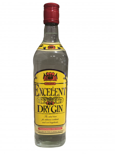 Excellent Dry Gin - 0.7L