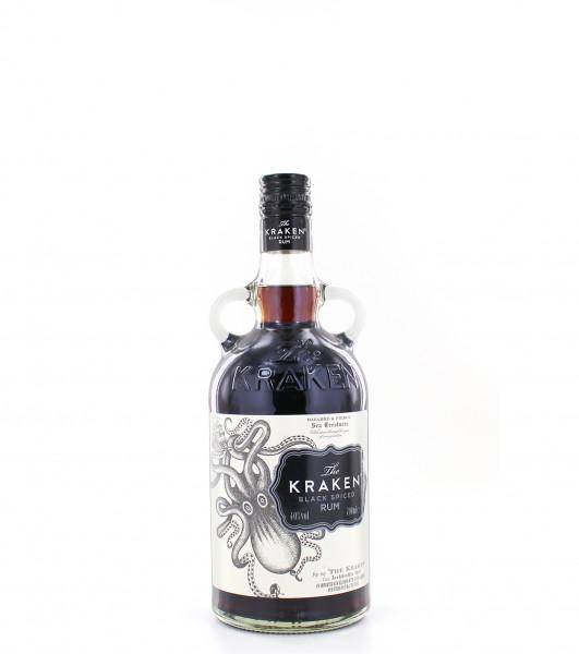 The Kraken Black Spiced Rum - 0.7L