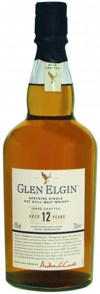 Glen Elgin 12 Jahre - 0.7L