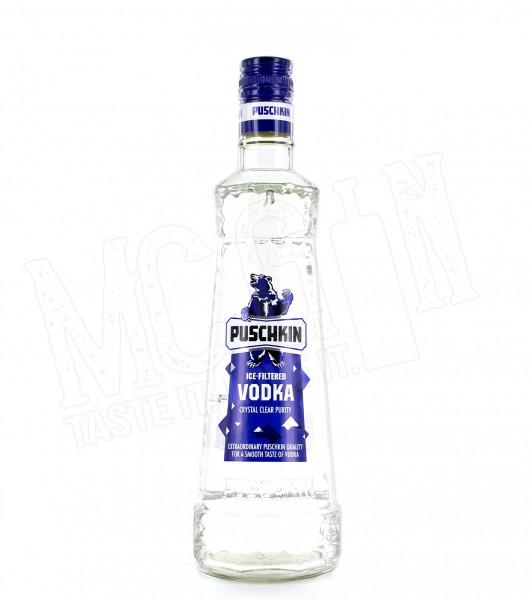 Puschkin Ice-filtered Vodka - 0.7L