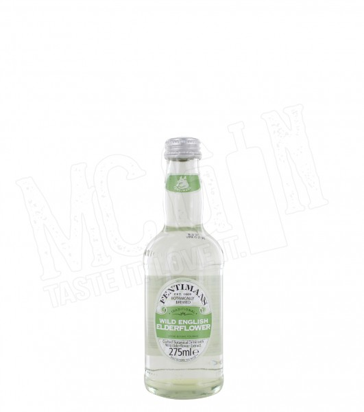 Fentimans Wild English Elderflower - 0,275L