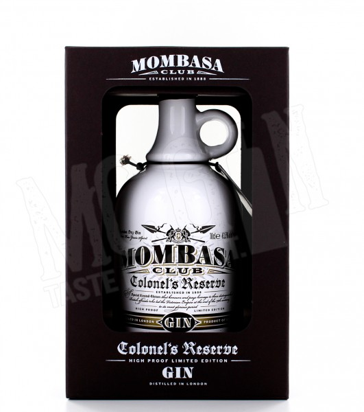 Mombasa Club Colonel's Reserve Gin - 0.7L