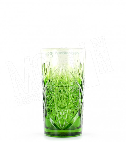 No. 3 London Dry Gin Glas