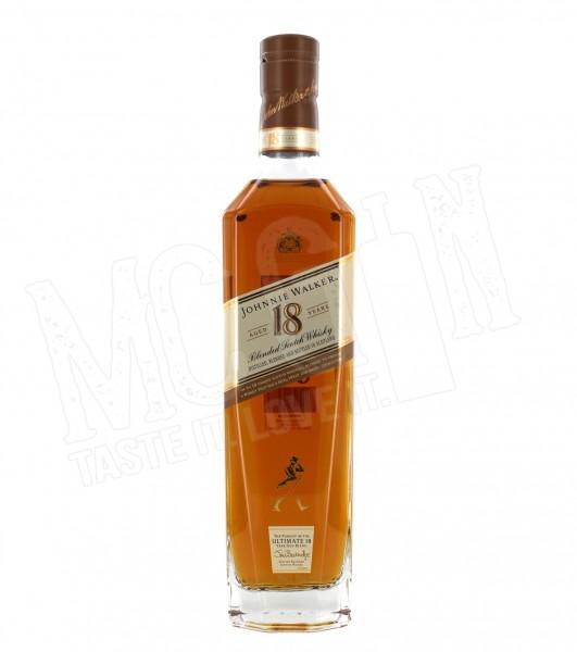 Johnnie Walker Ultimate 18 Jahre - 0,7l