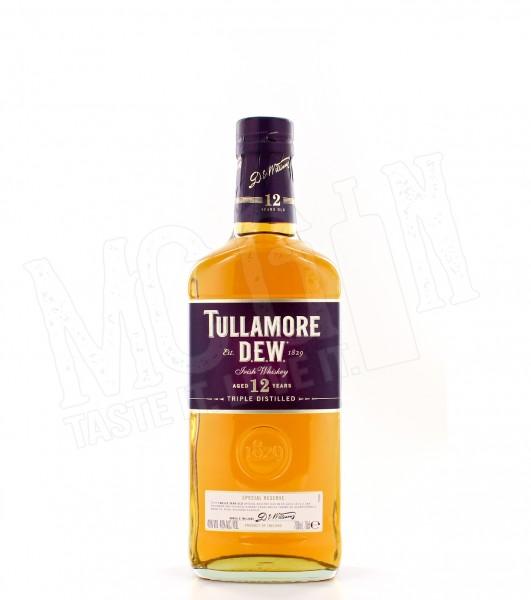 Tullamore Dew 12 Jahre - 0.7L