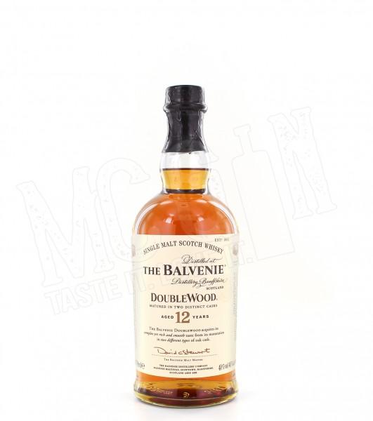 The Balvenie Double Wood 12 Jahre - 0.7L