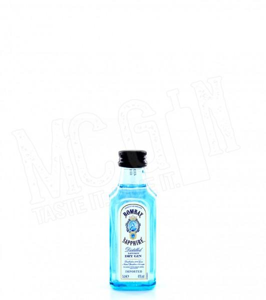 Bombay Sapphire London Dry Gin Mini - 0.05L