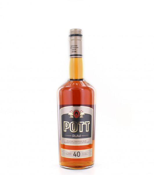 Pott Rum Classic 40% - 0.7L