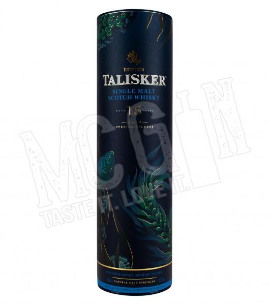 Talisker 15 Jahre Natural Cask Strength Special Release 2019 - 0.7L- 57.3%
