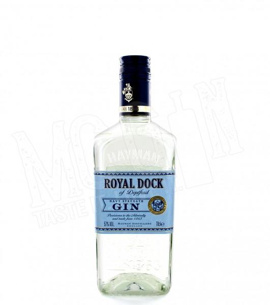 Hayman Royal Dock Navy Strength Gin - 0.7L