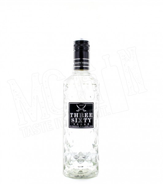 Three Sixty Vodka - 0.5L