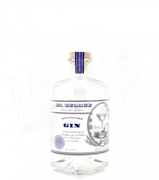 St. George Botanivore Gin - 0.7L