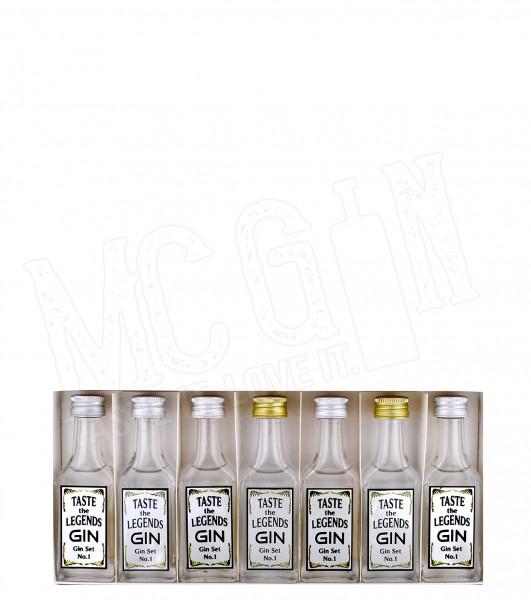 Gin Tasting Set - Einsteiger - 0.14L