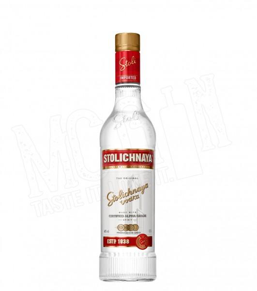 Stolichnaya Vodka - 0.5L