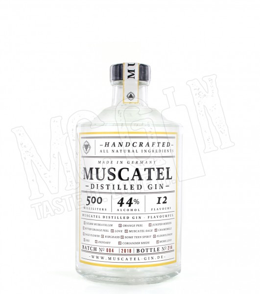 Muscatel Gin - 0.5L