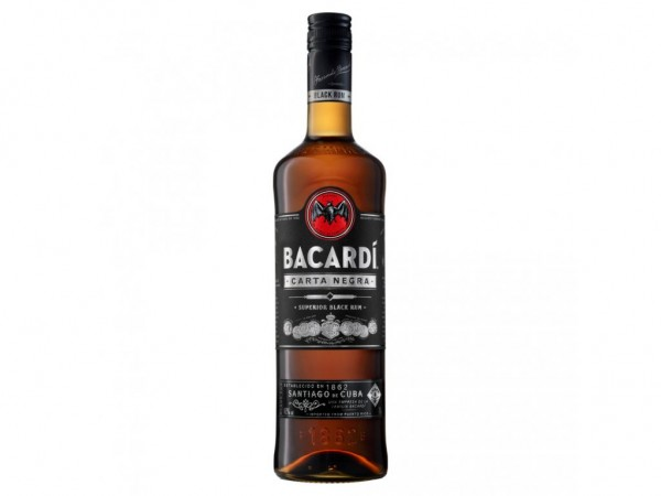 Bacardi Carta Negra - 0.7L