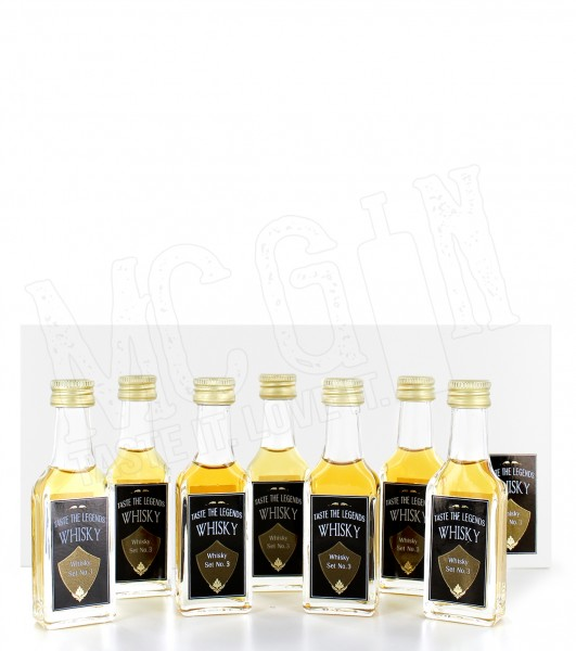 Whisky Tasting Set - Highland