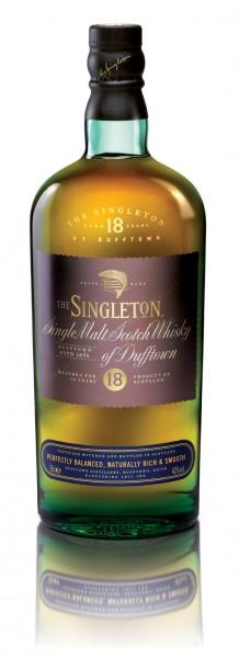 Singleton Of Dufftown 18 Jahre - 0.7L