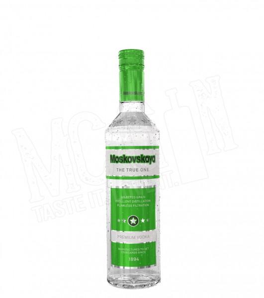 Moskovskaya Russischer Vodka - 0.7L