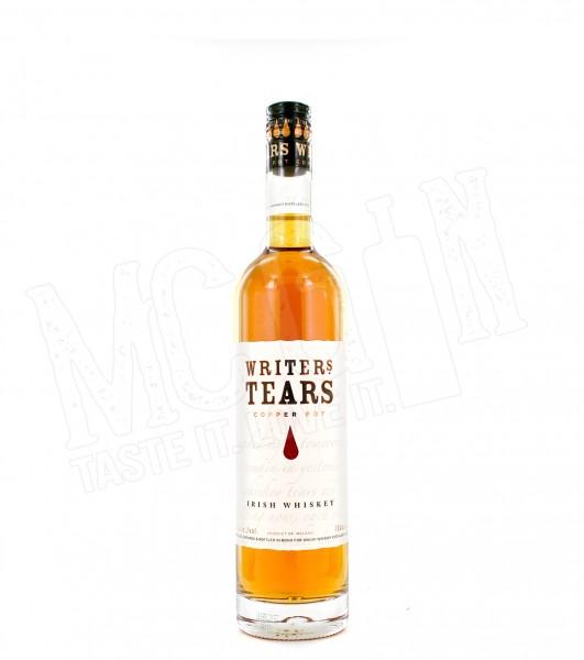 Writers Tears Copper Pot mit 2 Gläsern - 0.7L