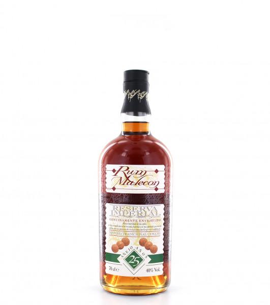 Malecon Rum Reserva Imperial 25 Jahre - 0.7L