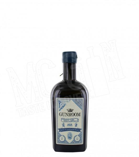 Gunroom Navy Gin - 0.5L