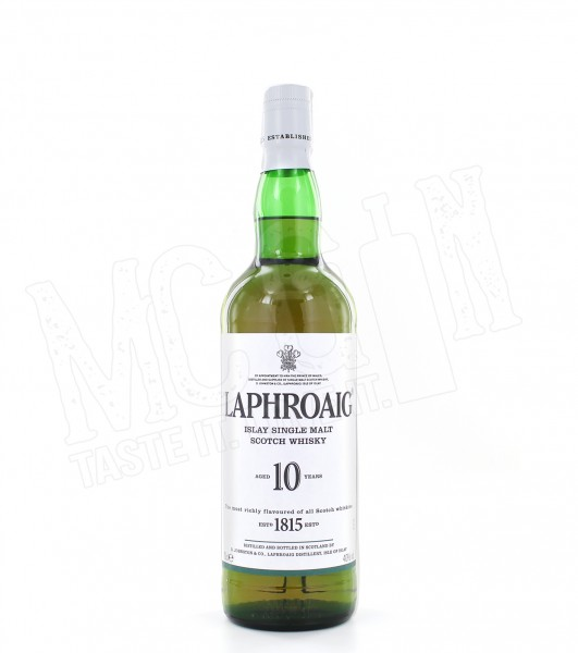 Laphroaig Islay Single Malt 10 Jahre - 0.7L