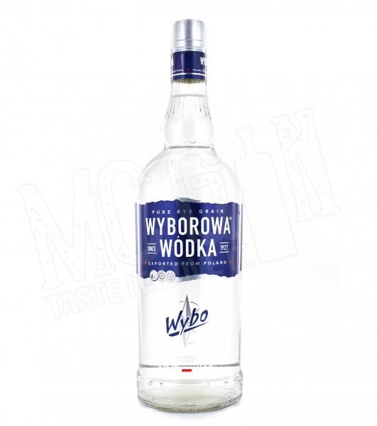 Wyborowa Wodka - 1.0L