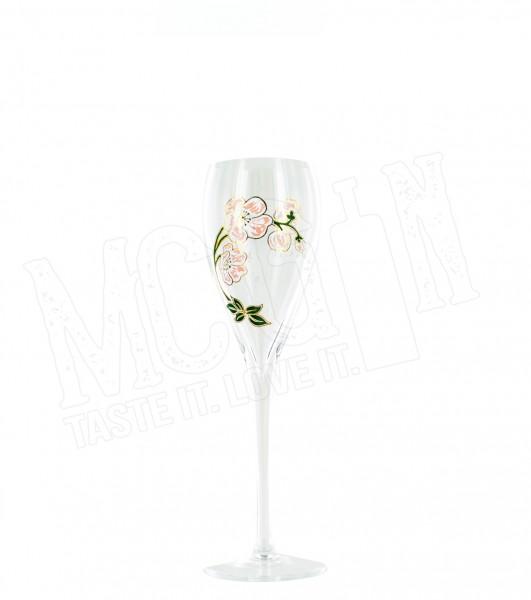 Perrier-Jouët Champagner Glas