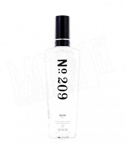 No. 209 Gin - 0.7L