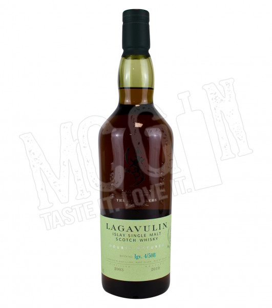 Lagavulin 2003 Distillers Edition Double Matured Bottled 2019 - 0.7L- 43%
