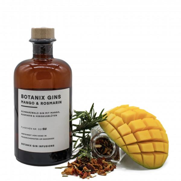 Botanix Gin Mango & Rosmarin - 0,5L - 40%