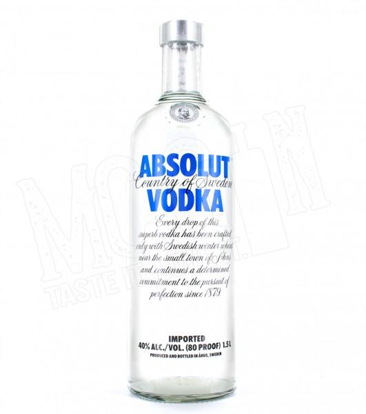 Absolut Vodka - 1.5L