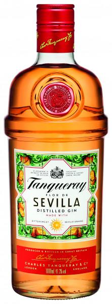 Tanqueray Flor De Sevilla Gin- 1,0L - 41,3%