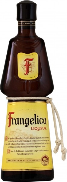 Frangelico Haselnuss Likör - 0.7L