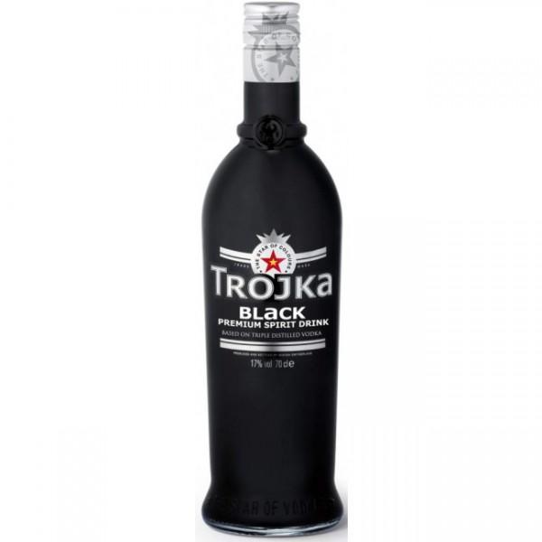 Trojka Black Vodka - 0.7L